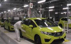 ホンダ、国内生産回帰で2年ぶりに輸出台数1万台突破…10月実績 画像