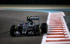 【F1 アブダビGP】フリー走行はロズベルグがトップ、ペレスがライバルを抑え3番手に 画像