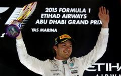 【F1 アブダビGP】ロズベルグが圧勝、3戦連続ポール・トゥ・ウィンで今季を締めくくる 画像