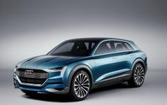 【ロサンゼルスモーターショー15】アウディ、米販売の25%を電動化車両に…2025年目標 画像