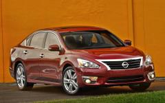 日産 の5車種、米国でリコール…着座センサーに不具合 画像