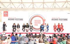 【ニスモフェスティバル15】GTトークショーでもライバルチームとは会話せず!? 画像