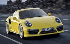 【デトロイトモーターショー16】ポルシェ 911 ターボ に改良新型…580馬力に強化 画像