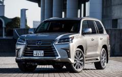 新車登録台数、レクサスとスズキが3割増…11月ブランド別 画像