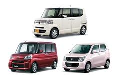 11月の新車総販売台数は6.6%減と11か月連続のマイナス 画像