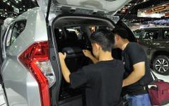 【タイ国際モーターエキスポ15】「今、あえて訪問販売を」三菱が捉えるタイ市場の姿 画像