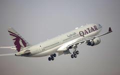 カタール航空、ドーハ=大阪線を来年3月末で運休へ 画像