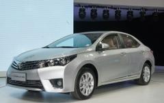 トヨタ 中国販売、13.5%増の10万台超え… 2か月ぶりに増加 11月 画像