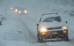 NEXCO中日本、3日夜間から6日の降雪予測などで緊急告知 画像