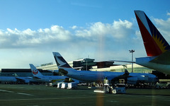 成田国際空港、航空機発着回数、旅客人数が過去最高…10月 画像