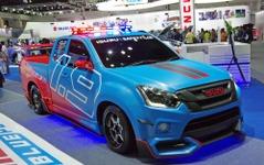 【タイ国際モーターエキスポ15】いすゞ D-MAX セーフティカー 1.9Ddi ブルー・パワー[詳細画像] 画像