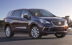 GM、中国生産車を北米に初投入…ビュイック SUV 画像