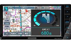 ケンウッド、特定販路向け彩速ナビの2016年モデルを発表 画像