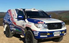 【ダカール16】デンソー、トヨタ車体の参戦チームにバイオ燃料を提供 画像