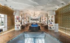 レクサス、ドバイに海外初のブランド体験スペースをオープン 画像