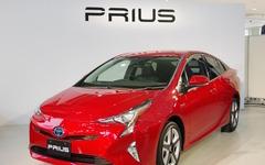 【トヨタ プリウス 新型】最高燃費は40.8km/リットル 画像