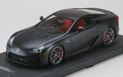 ホビージャパン、レクサス LFA の高品質1:18スケールモデルを限定発売 画像