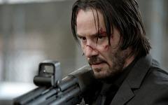キアヌ・リーブス、「ジョン・ウィックは普通の男と伝説の殺し屋、2つの顔を持っている」 画像