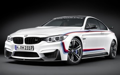 【SEMAショー15】BMW M4クーペ 、Mパフォーマンスパーツ初公開 画像