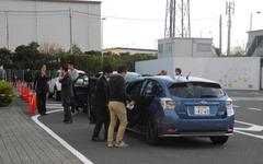 【エコプロダクツ15】エコカー乗車体験、一番人気はやはり MIRAI 画像