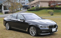【BMW 7シリーズ 試乗】大きさ感じさせない軽快なドライビング…諸星陽一 画像
