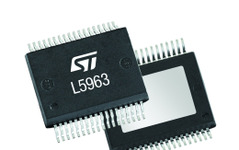 STマイクロ、車載用マルチレギュレータの新シリーズを発表 画像