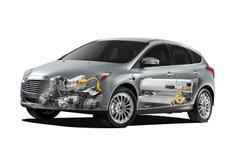フォード、電動化車両の開発に追加投資…フォーカス EV 次期型など 画像