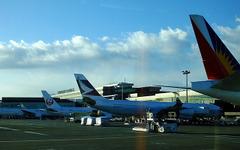 成田国際空港、年末年始の国際線利用客推計4.1%増の126万7800人 画像