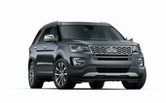 フォード エクスプローラー、高性能モデル タイタニアムを導入…最高出力370ps 画像
