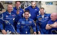 ISS第46/47次長期滞在クルーが到着…大西飛行士のバックアップ任務は解除 画像