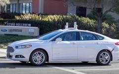 フォード、米カリフォルニア州で自動運転車の公道テスト…2016年から 画像