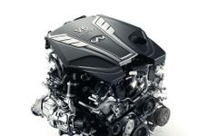 日産、新型3リットルV6ツインターボエンジン開発…インフィニティに搭載 画像