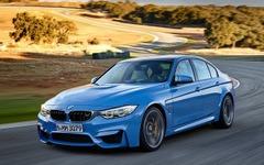 BMW M3 と M4 、米国でリコール…ドライブシャフトに不具合 画像