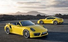 【デトロイトモーターショー16】欧州6ブランド、初公開車を計画…ポルシェは新 911ターボ 画像