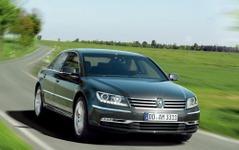 VW フェートン、2016年春に生産終了へ…14年の歴史に幕 画像