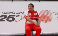 元フェラーリ&BSの浜島氏、SUPER GTとSFでセルモ陣営の総監督に 画像