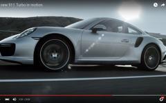 ポルシェ 911 ターボ に改良新型、580馬力ツインターボを解き放つ[動画] 画像