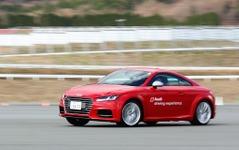 アウディ レース エクスペリエンスを日本でも開催…将来ワンメイクレースも視野に 画像