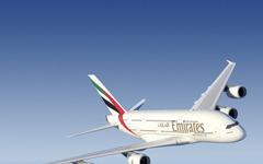 バーミンガム、プラハ、台北…エミレーツ航空がドバイ発着3路線にA380を投入へ 画像