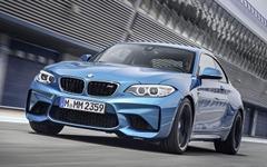【デトロイトモーターショー16】BMW 2シリーズクーペ に頂点、「M2」…ワールドプレミアへ 画像