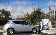 NEXCO西日本、EV用急速充電設備を16か所に追加 画像