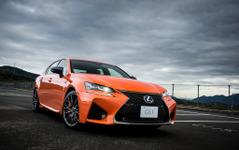 1100万円のレクサス GS F、1か月で380台受注…目標の19倍 画像