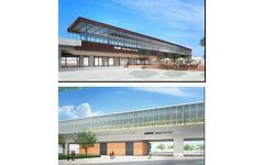 JR九州、指宿枕崎線の鹿児島市内2駅が来年3月高架化…15の踏切解消 画像