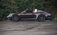 ポルシェ 911 タルガ4 に高性能を追求した「GTS」登場[写真蔵] 画像