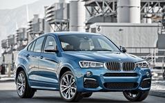 【デトロイトモーターショー16】BMW X4 に最強の「M40i」…360馬力ターボ搭載 画像
