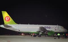 ロシア国内線で好調…S7航空の1-11月旅客数は981万人 画像