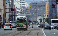 熊本市電、来年2月に運賃改定へ…20円値上げ 画像
