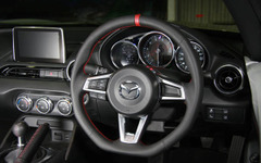 オートエクゼ、新型ロードスター用スポーツステアリングを発売 画像