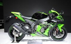 【まとめ】スーパースポーツ、新排出ガス規制もクリア…カワサキ Ninja ZX-10R ABS 画像