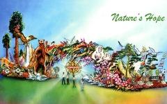 ホンダ、6年連続でハイブリッド山車「フロート」で参加…米国新年パレード 画像